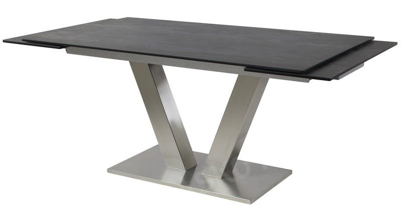 22e8b553fbd23 Jedálenský stôl Henricius 160x90 cm, rozkladací   ASKO - NÁBYTOK