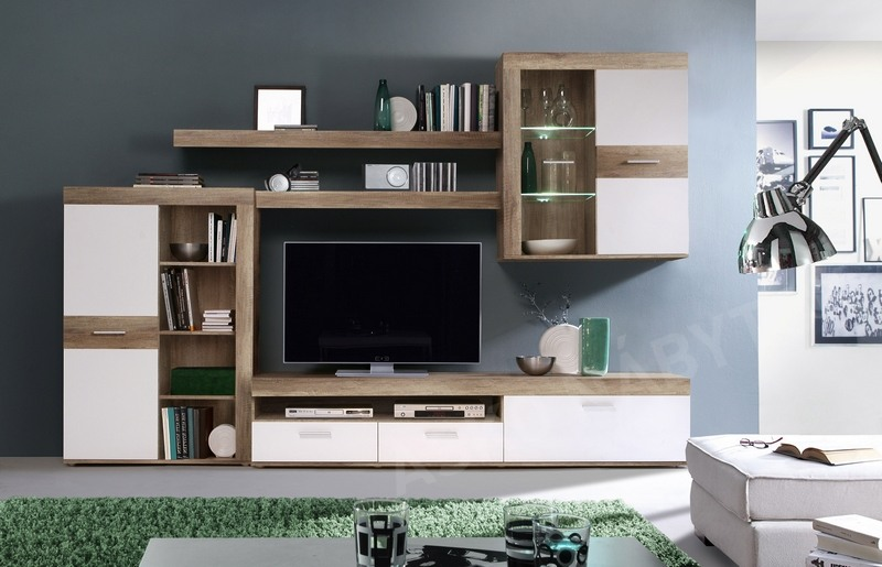 ob vacia stena zumba asko n bytok. Black Bedroom Furniture Sets. Home Design Ideas