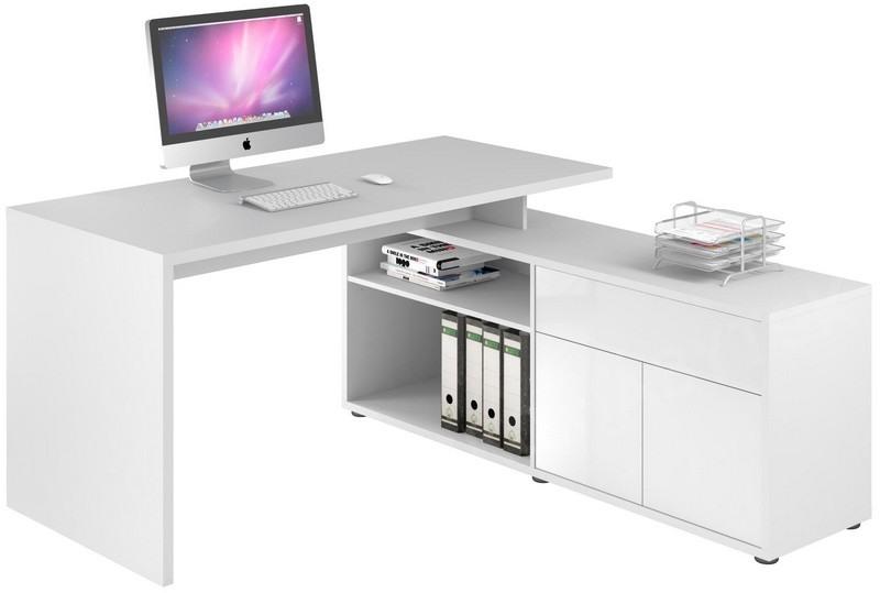 b1a0d2f43479 Rohový písací stôl Model 4020