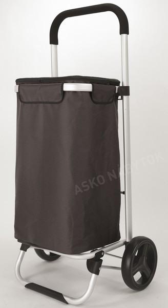 4247cdfcb8eff Nákupná taška na kolieskach Trolley, šedá | ASKO - NÁBYTOK