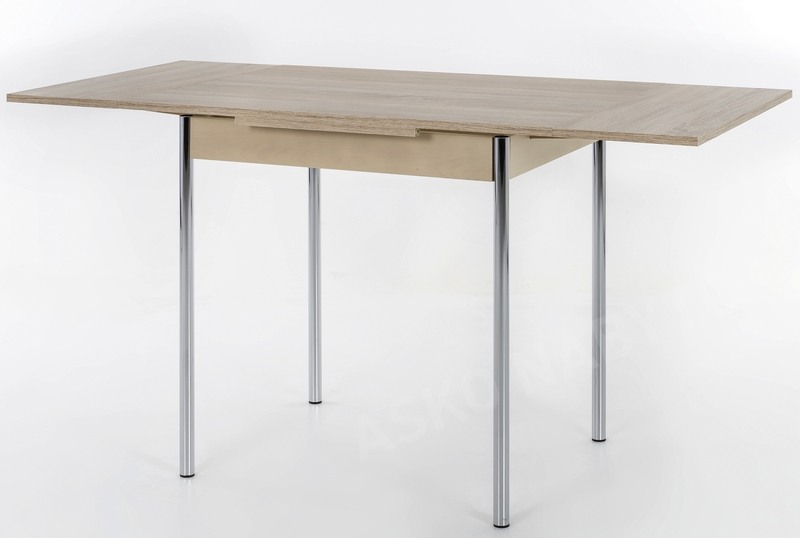 a194e4b18ca46 Jedálenský stôl Bonn II 75x55 cm, dub sonoma   ASKO - NÁBYTOK