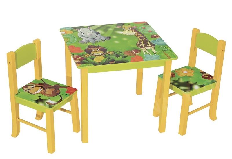 3c8808292e7f Detský set nábytku JUNGLE ...