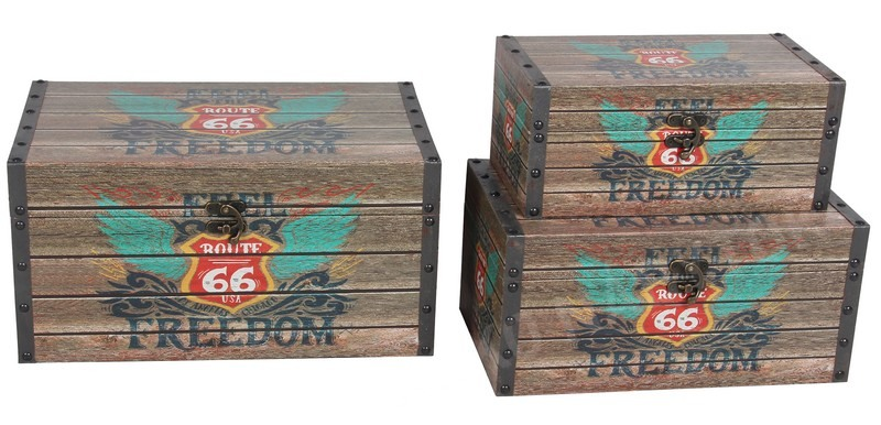 68cbc1f61 Úložný box (sada 3 ks) Freedom | ASKO - NÁBYTOK