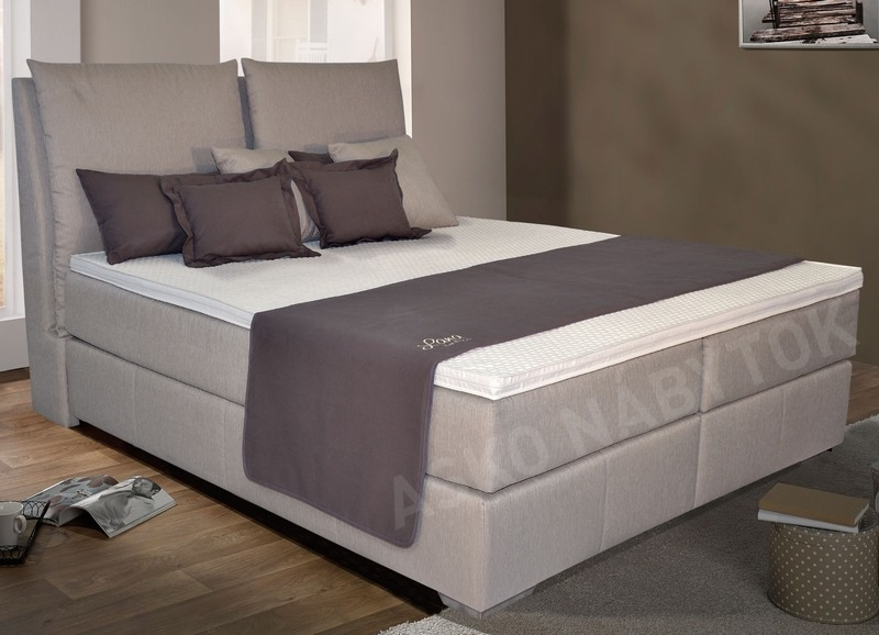 poste boxspring edmond 180x200 cm asko n bytok. Black Bedroom Furniture Sets. Home Design Ideas