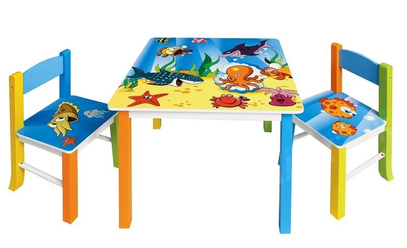 d035598331dc Detský set nábytku OCEAN ...