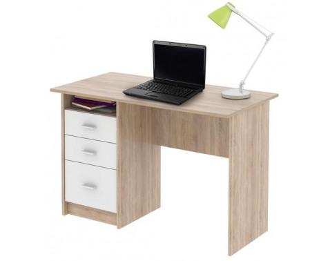 PC stôl; 3 zásuvky š/v/h: ca. 110x77x55 cm
