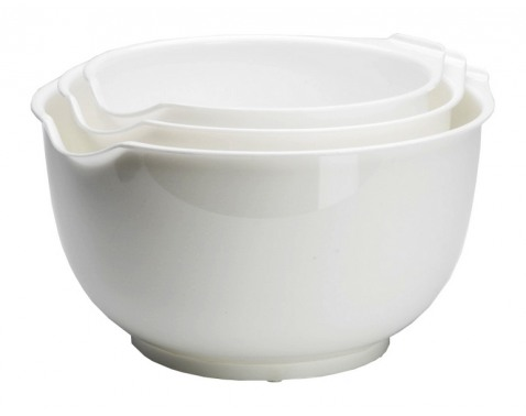 Plastová miska (set 3 ks) Colourmix%