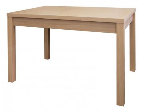 Jedálenský stôl Adam 120x80 cm, buk, rozkládací%