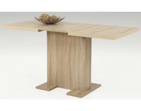 jedálenský stôl Lisa 110x70 cm, dub sonoma, rozkládací%