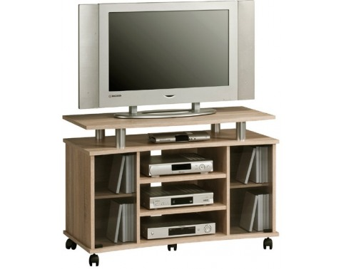 TV stolík Rack 7362  dub sonoma