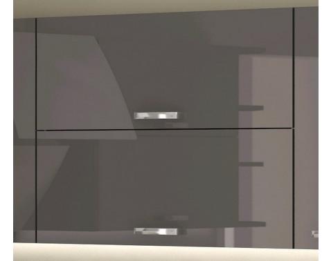 Horná kuchynská skrinka Grey 80GU, 80 cm