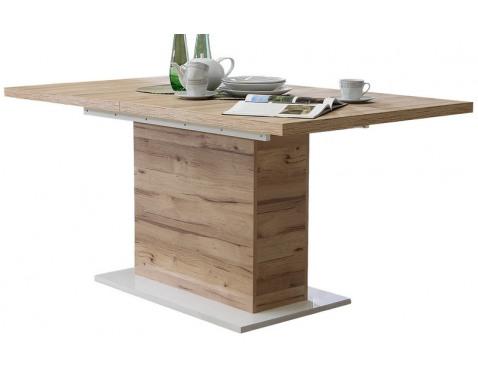 Jedálenský stôl Cartago, 160x90 cm, rozkladací%