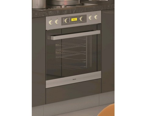 Kuchynská skrinka pre vstavanú rúru Grey 60DG, 60 cm%