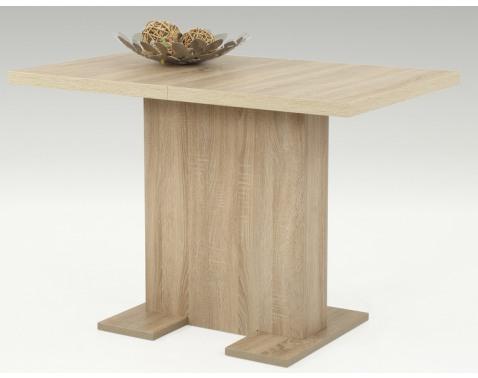 Jedálenský stôl Britt 110x69 cm, dub sonoma%