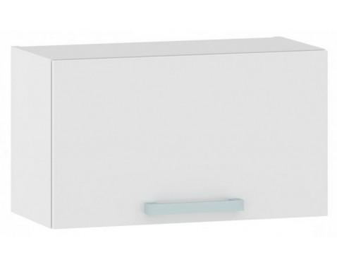 Horná kuchynská skrinka One EH60HK, biely lesk, šírka 60 cm%
