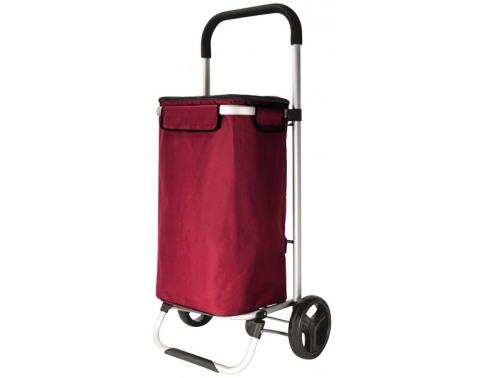 Nakupni taska na kolecka RSB-8200 cervena