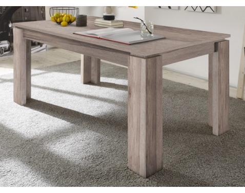 Jedálenský stôl Universal 160x90 cm, pieskový dub