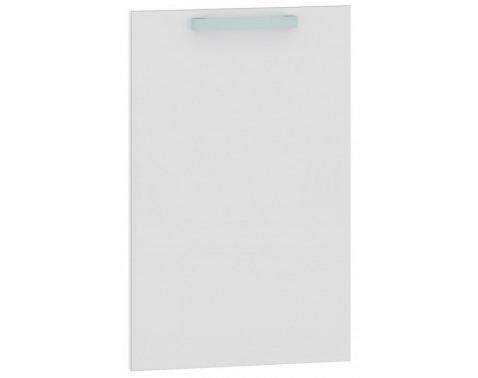 Predný panel na vstavanú kuchynskú umývačku One K45UV, biely lesk, šírka 45 cm%