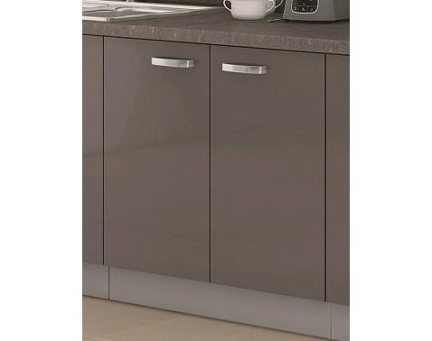 Dolná kuchynská skrinka Grey 80D, 80 cm%