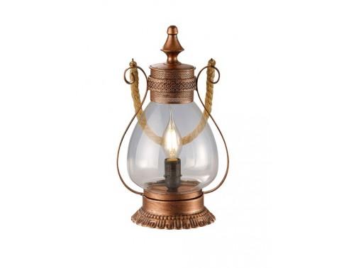 Stolná lampa Linda 503500162, medená%