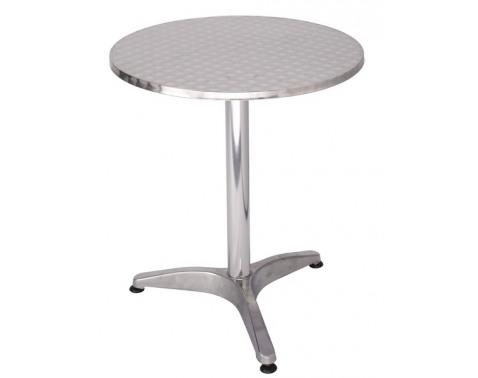Záhradný okruhlý stolík Alex 60x60 cm%
