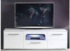 TV komoda Madrano,160 cm, s osvetlením