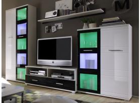 Obývacia stena Ultra 3, s osvetlením