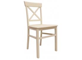 fb2e0635116f8 Jedálenská stolička Atik, vanilka patina