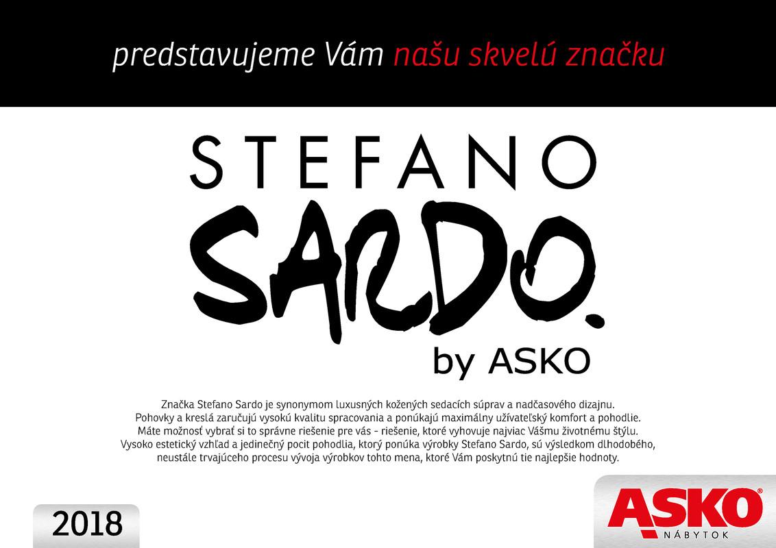 ASKO - NÁBYTOK Katalóg Stefano Sardo