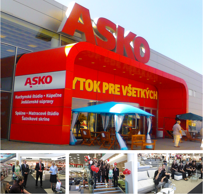 ASKO-NÁBYTOK - Košice f2c77a7b8b5