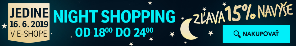 Night Shopping 15% 16-04-2019